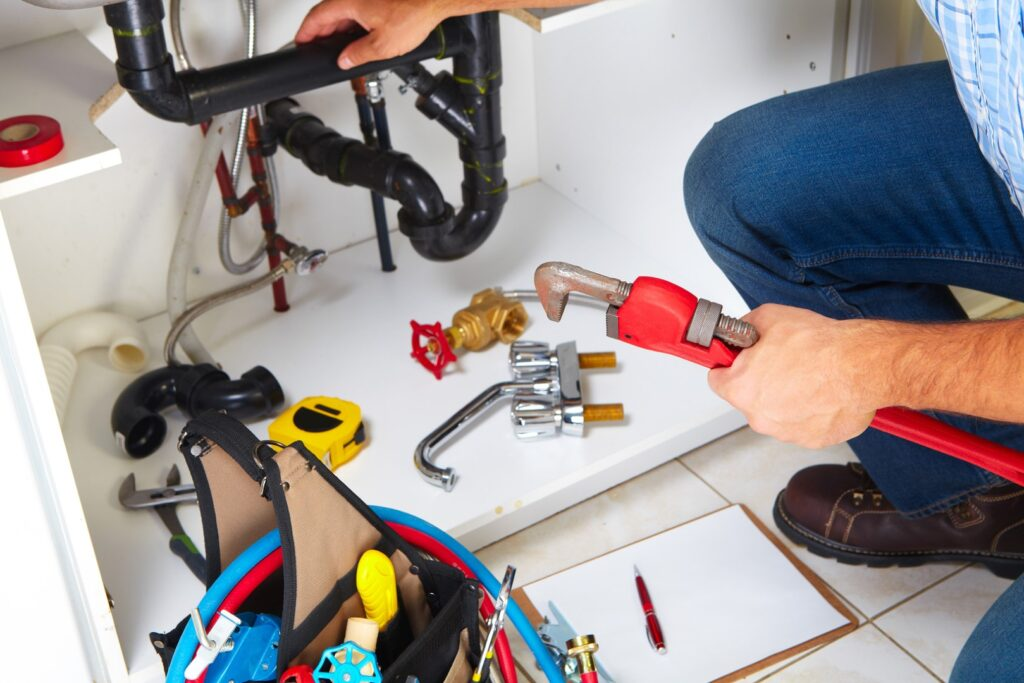 plumbing services in Newcastle